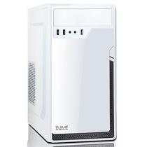大水牛 风尚白色(支持ATX电源/M-ATX主板/支持32CM长显卡/多硬盘位)产品图片主图
