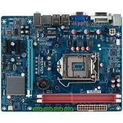 铭瑄 MS-H61XL 全固版 主板(Intel H61/LGA 1155)
