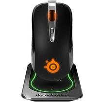 赛睿 Sensei 无线版 1680万色幻彩 激光游戏鼠标产品图片主图