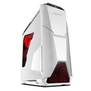 鑫谷 战舰EVO标准版 极光白机箱(兼容E-ATX大板/U3/侧透/SSD位/支持高塔散热器)