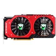 铭瑄  GTX970JetStream 4G 1152-1304MHz/7010MHz 4G/256bit DDR5显卡