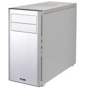 联力 PC-A41A 银色 全铝 Micro-ATX 机箱