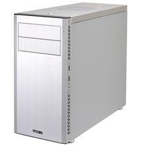 联力 PC-A41A 银色 全铝 Micro-ATX 机箱产品图片主图