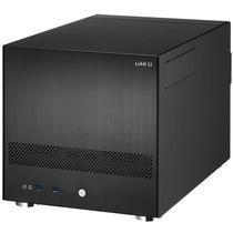 联力 PC-V355B 黑色 全铝 Micro-ATX 机箱产品图片主图