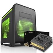 先马 碳立方 MATX机箱 金牌500W 额定功率500W(全电压金牌)