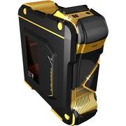 游戏悍将 变形金刚1黑金版 机箱 USB3.0 读卡器 风扇调速 水冷支持