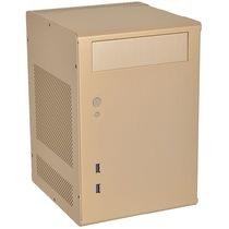 联力 PC-Q7金色 ITX 全铝 机箱产品图片主图