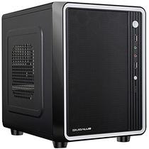 大水牛 风情黑色 机箱(DTX双仓位/超小体积/兼容M-ATX主板/兼容265MM显卡/独立风道)产品图片主图