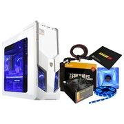 撒哈拉 GL8限量版六件套(机箱+电源+LED风扇+灯条+电源线+游戏鼠标垫)