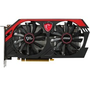 微星 GTX 750Ti GAMING 2G 1085(Boost Clock1163) /5400MHz 128bit GDDR5 PCI-E显卡