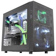 Thermaltake Core X1 ITX 方形机箱 (全新概念/超强风扇水冷扩充性/模块可堆叠设计/超大空间)