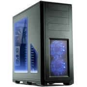 追风者 PK-614P-TG 电脑机箱支持420水冷/背线/配2风扇带温控 /EEB/EATX服务器主板/侧透钛灰色