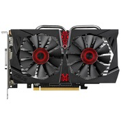 华硕 猛禽STRIX-GTX750TI-OC-2GD5 1202MHz/5400MHz 2GB/128bit DDR5 PCI-E 3.0 显卡