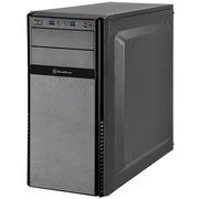 银欣 PS11B-Q 精准11 黑色静音版机箱(支持长显卡/静音棉/带12公分静音风扇/支持水冷)