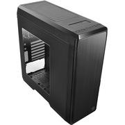 Thermaltake Urban T31 开窗版机箱 (顶置热拔插/USB3.0 铝拉丝开门面板/透明侧板/电源下置背线)
