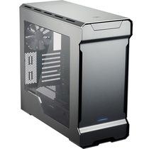 追风者 PK-515E-AG 钛金色全铝机箱ATX U3 360水冷排 背线 风扇调速 电源下置全烤漆电脑主机箱产品图片主图