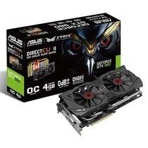 华硕 猛禽STRIX-GTX980-DC2OC-4GD5 1279MHz/7010MHz 4GB/256bit DDR5 PCI-E 3.0 显卡产品图片主图
