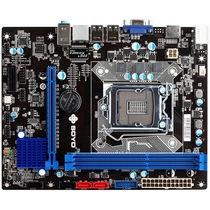 梅捷 SY-H81 全固版 S1 主板(Intel H81/LGA 1150)产品图片主图