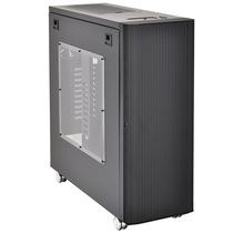 联力 PC-V2130WX 黑色 侧透 全铝 HPTX 机箱产品图片主图