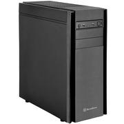 银欣 KL05B-Q 忽必烈5 黑色静音版机箱(多硬盘空间/静音棉/带12公分静音风扇/支持水冷)