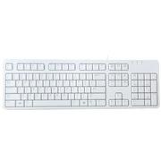 戴尔 KB212 KB212有线键盘 白色