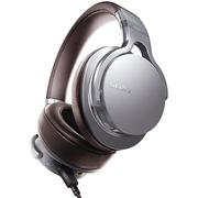 索尼 MDR-1ADAC/SMCN 令人惊艳的声效 来自内置数字放大器的耳机 银色