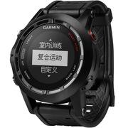 佳明 手表 GPS户外运动腕表男表黑色fenix2飞耐时2