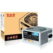 大水牛 额定350W 劲强350电源(额定350W/80%效率/主动式/100-240V宽电压/低待机功耗)