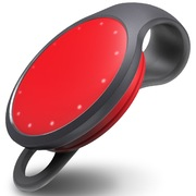 Misfit Flash Link 智能扣  可乐红 (运动监测  睡眠监测 自拍控制 音乐控制 防水 无需充电 4到6个月续航)