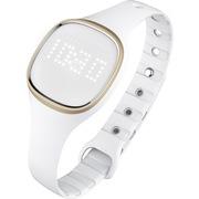 bong XX 恰到好处的智能手表 全自动监测睡眠/来电提醒/微信提醒/30米防水/25天待机 白色