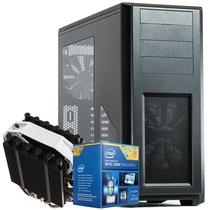 追风者 EATX PK614P机箱+TC14S CPU散热器+英特尔(Intel)至强四核E3-1230V3 盒装CPU产品图片主图
