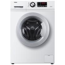 海尔 EG8012B29WE  8公斤 个性洗变频滚筒洗衣机(白色)产品图片主图