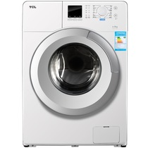 TCL XQG60-F12101W WiFi智能 一键除菌 滚筒洗衣机(芭蕾白) 京东微联App控制产品图片主图