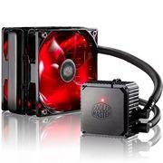 酷冷 海神120V V3 PLUS  双风扇CPU水冷散热器(多平台/一体水冷/静音/高效水冷泵
