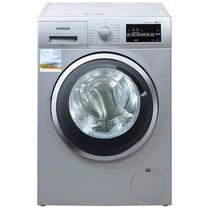 西门子 WD12G4681W 8公斤 洗烘一体变频滚筒洗衣机 除菌(银色)产品图片主图