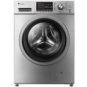 小天鹅 TD80-1411DXS 8公斤洗烘一体变频滚筒洗衣机 银色
