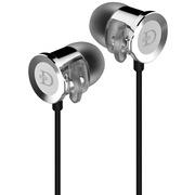 达音科 DN2000J 液晶钛振膜 三单元圈铁耳机入耳式 银色