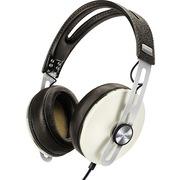 森海塞尔  MOMENTUM i 大馒头2代 包耳式高保真立体声耳机 苹果版 象牙白