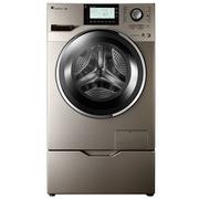 小天鹅  TD80-1408LPIDG 洗烘一体变频滚筒洗衣机 (钛金灰)