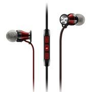森海塞尔 Momentum in-Ear I 入耳式耳机(iPhone/ipad/ipod版)Black 黑色