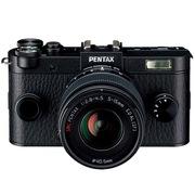 宾得 Q-S1 微型可换镜头相机(5-15/F2.8-4.5 )黑色*木炭黑