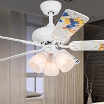 天骏小天使 SF50-5Y3L-57 42寸新动漫吊扇灯简约时尚风扇灯 木叶卡通电风扇宝宝卧室可爱吊顶扇产品图片主图
