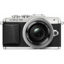 奥林巴斯 E-PL7-14-42mmEZ银+40-150mmR黑 银色双头套装 焦段更全 出游更方便产品图片主图