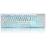 黑爵 AK6 幻彩背光水晶战士游戏键盘 绚丽色彩 大方异彩