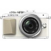 奥林巴斯 E-PL7-1442-2R 白色 手动镜头套装 三轴防抖 自拍小七 全新上市