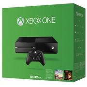 微软 Xbox One 光环:士官长合集 珍藏版主机套装