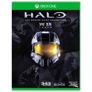 微软 Xbox One光盘版游戏 士官长合集 珍藏版套装