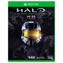 微软 Xbox One光盘版游戏 士官长合集 珍藏版套装产品图片主图