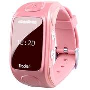 阿巴町 一代 KT01L 儿童智能通话 定位 防丢多功能手表 粉色
