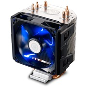 酷冷 Hyper 103  CPU散热器(多平台/3热管/PWM 智能/蓝色LED风扇)
